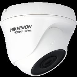 Câmara HIKVISION dome 4 em 1 (cvi, tvi, ahd e analógico) de 1 megapíxel e lente fixa