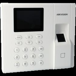 controlo de presença interior com cartão, teclado e marca tipo mifare 13.56mhz