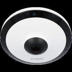 Câmara DAHUA fisheye ip de 5 megapixels e lente fixa