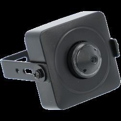 Câmara Minidome IP HIKVISION Exterior IP66 de 2 Megapíxeles com Visão Noturna 30M, Lente Fixa grande angular  e Gravação SD