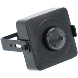 Câmara Minidome IP HIKVISION Exterior IP66 de 2 Megapíxeles com Visão Noturna 30M, Lente Fixa  e Gravação SD