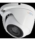 Câmara A-CCTV dome 4 em 1 (cvi, tvi, ahd e analógico) de 2 megapixels e lente fixa