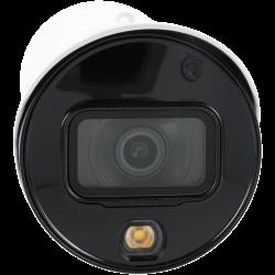 Câmara  bullet hd-cvi de 2 megapixels e lente fixa
