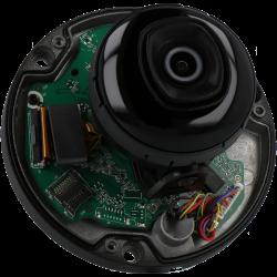 Câmara DAHUA dome ip de 2 megapixels e lente fixa