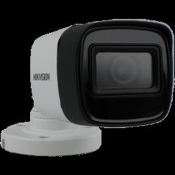 Câmara HIKVISION PRO bullet 4 em 1 (cvi, tvi, ahd e analógico) de 8 megapixels e lente fixa