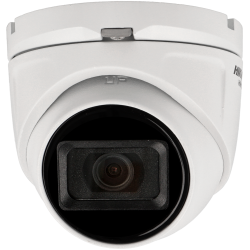 Câmara HIKVISION dome 4 em 1 (cvi, tvi, ahd e analógico) de 2 megapixels e lente fixa