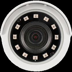 Câmara HIKVISION PRO bullet 4 em 1 (cvi, tvi, ahd e analógico) de 2 megapixels e lente fixa