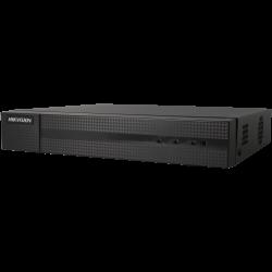 Gravador 5 em 1 (hd-cvi, hd-tvi, ahd, analógico e ip) HIKVISION de 4 canais e 4 mpx de resoluçao máxima